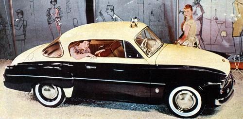1958 wartburg coupe