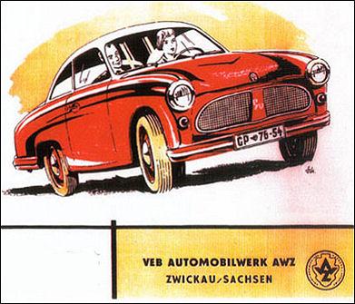 1958 zwickau coupe