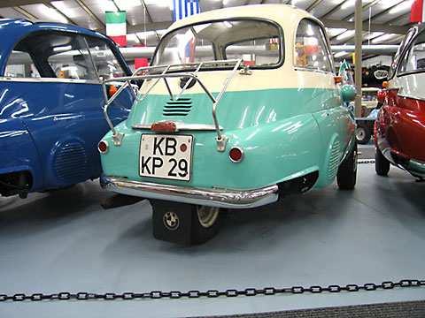 1959 BMW Isetta 300 3-wheel special