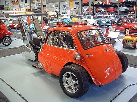 1959 BMW Isetta WHATTADRAG