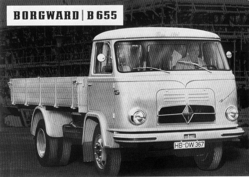 1959 Borgward B655-1
