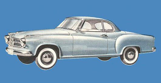 1959 Borgward Isabella TS Coupe