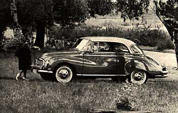1959 dkw auto union 1000