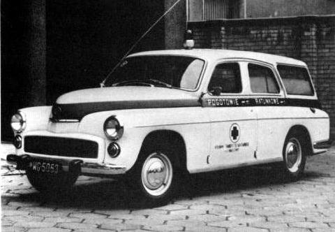 1959 FSO WARSZAWA 203 A