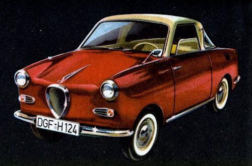 1959 goggomobil coupe