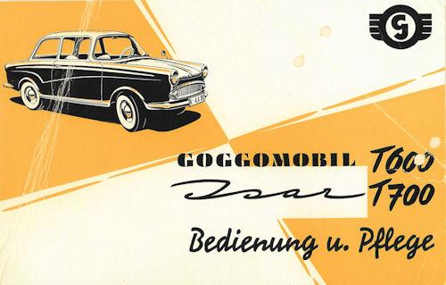 1959 goggomobil  isar