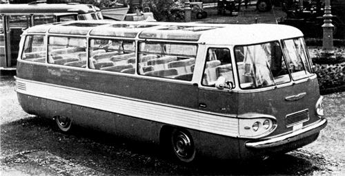 1959 Ikarus 303 luxus