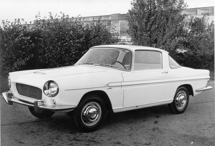 1959 Lloyd Arabella Frua Coupé