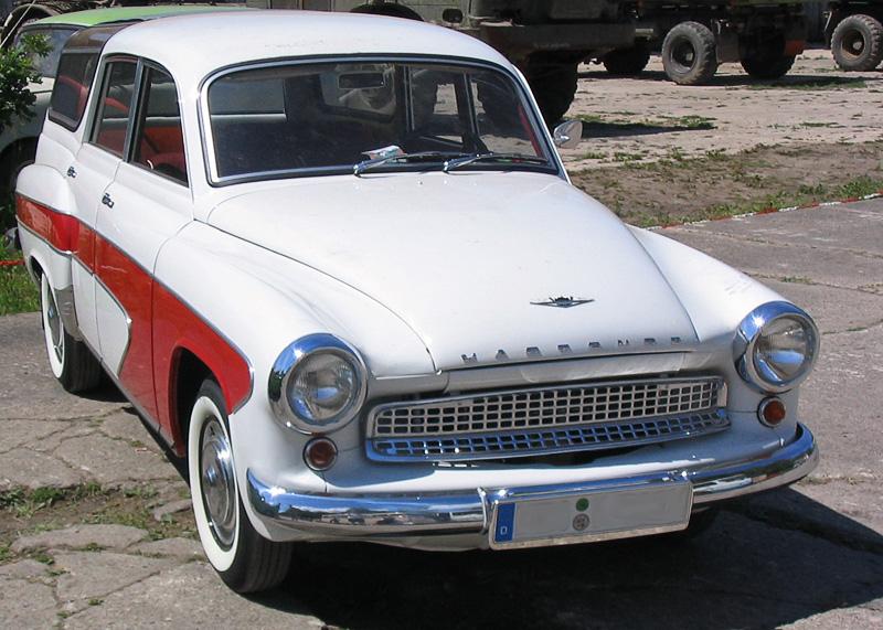 1959 Wartburg 312