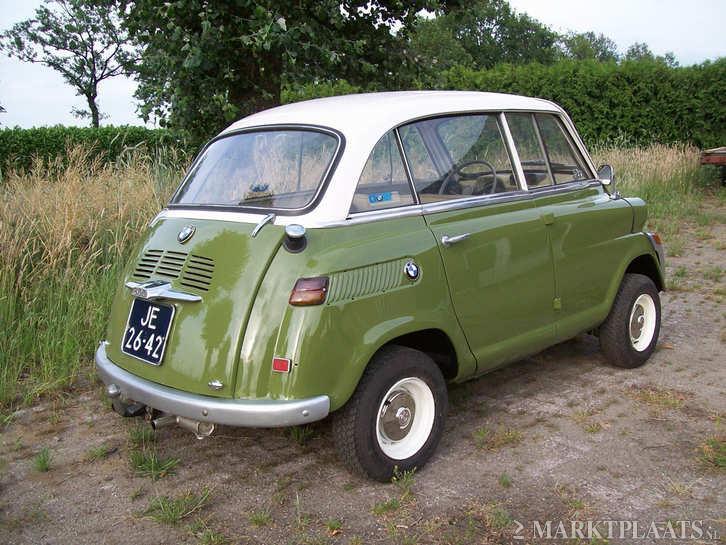 1960-64 BMW 600  JE-26-42