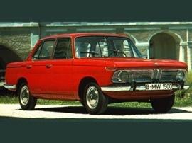 1960 BMW 1500