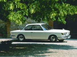 1960 BMW 2000 CS Coupe