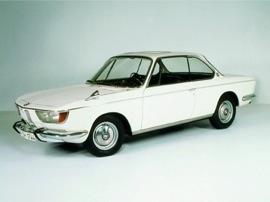 1960 BMW 3200