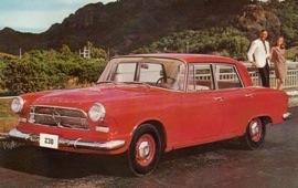 1960 Borgward 230
