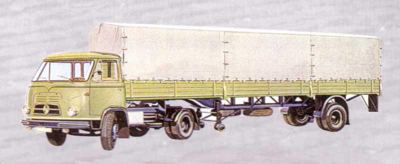 1960 Borgward b655-f1