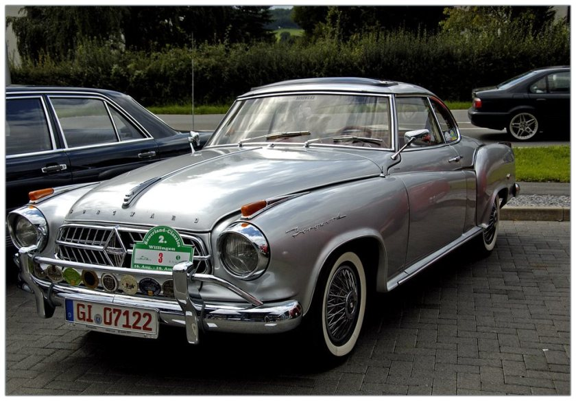 1960 Borgward Coupé Super D