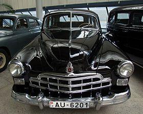 1960 GAZ-12 ZIMa