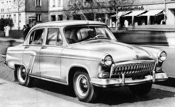 1960 gaz m21 wolga