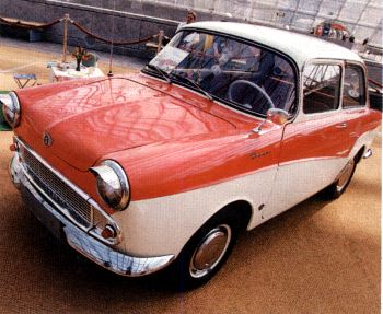 1960 goggomobil t700