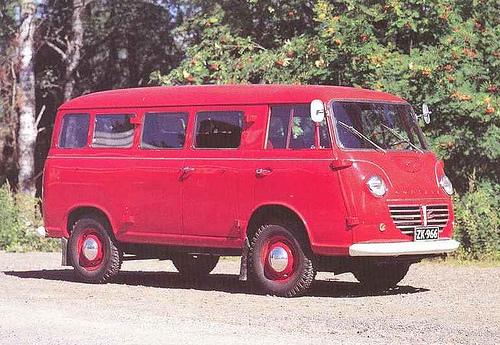 1960 Goliath Express