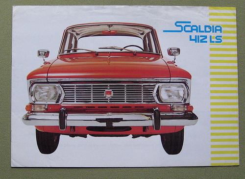 1960 SCALDIA 41Z LS