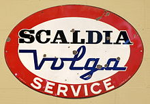 1960 Scaldia Volga service