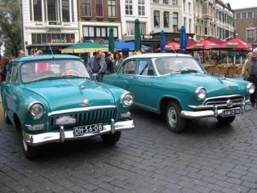 1960 Volga-GAZ M21