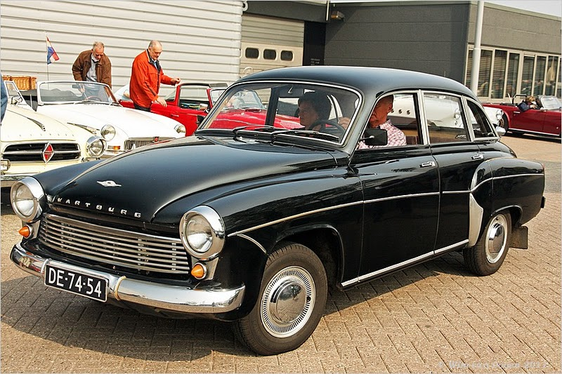 1960 Wartburg 311 sedan