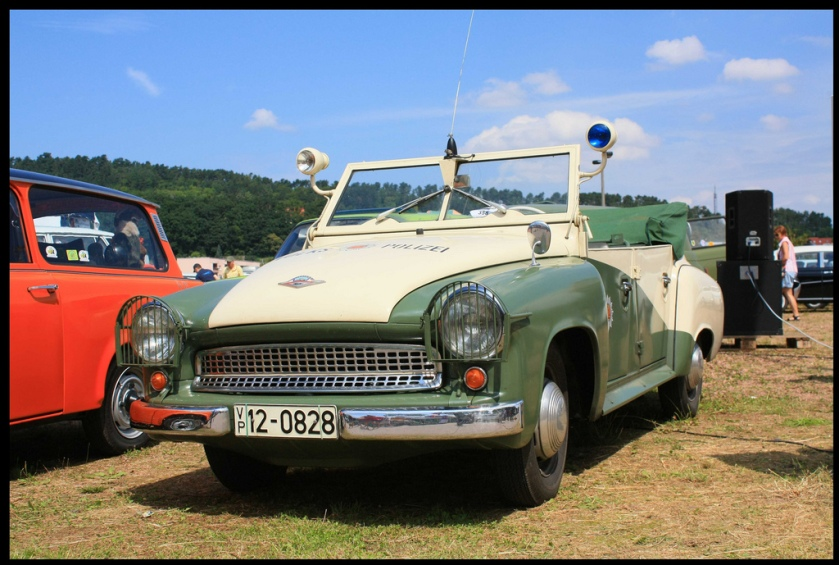 1960 Wartburg 353 Strech Limo