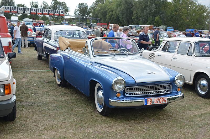 1960 Wartburg