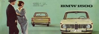 1961 bmw 1500a-jr