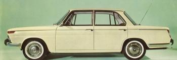 1961 bmw 1500b-jr