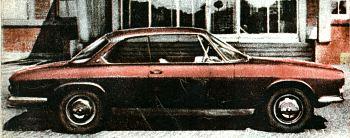 1961 BMW 3200 CS