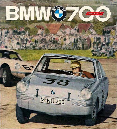 1961 BMW 700 Sport
