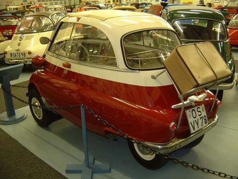 1961 BMW Isetta 250  (D)