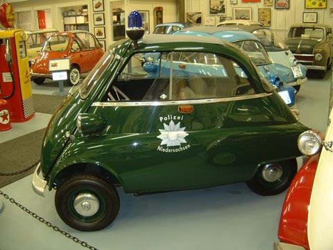 1961 BMW Isetta Police 300 (D)