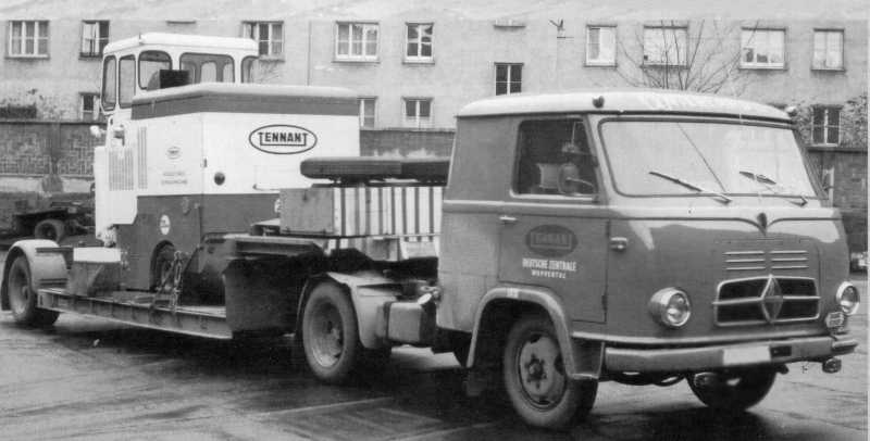 1961 Borgward b622-3