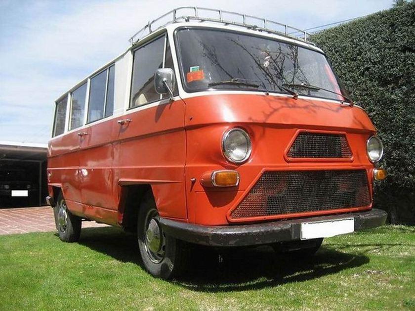 1961 DKW IMOSA F1000