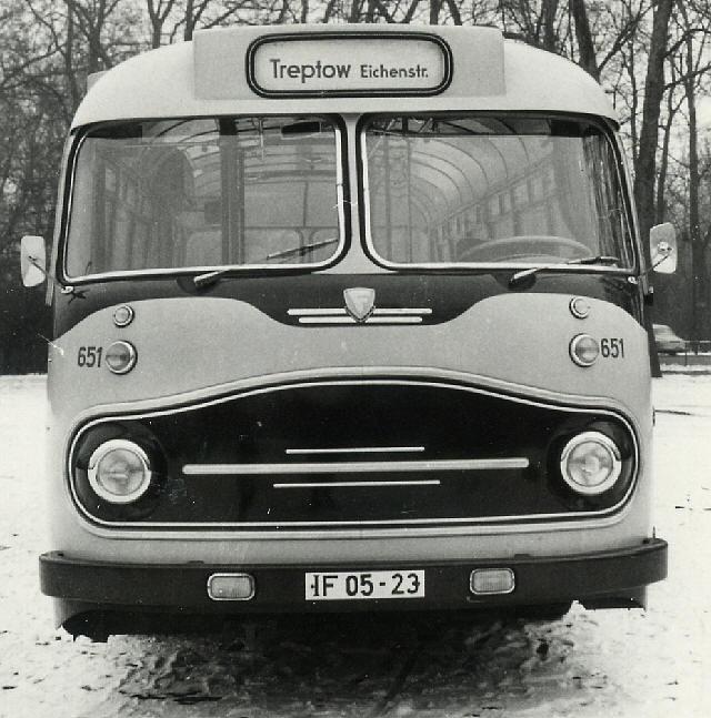 1961 Fleischer S3 Wagennummer 651