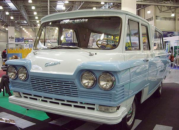 1961 GAZ-Start-CTAPT