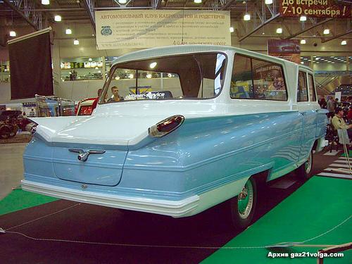 1961 GAZ21Volga