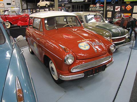 1961 Lloyd LP-600 Alexander Kombi TS (D)