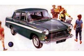 1962 Audi 62