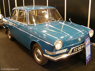 1962 BMW LS LUXUS  NL
