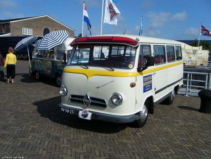 1962 Borgward B 611 SV-58-23