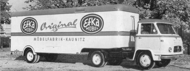 1962 Borgward b622-5