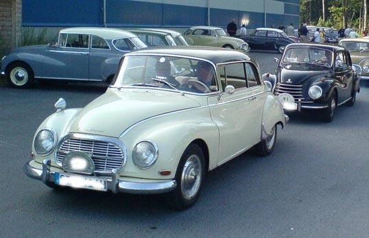 1962 DKW 1000s
