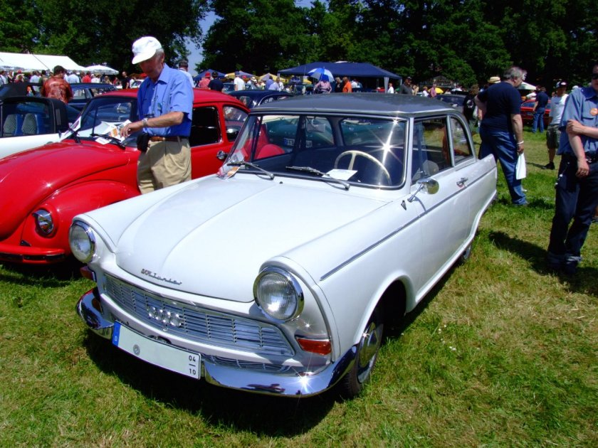 1962 DKW Junior De Luxe