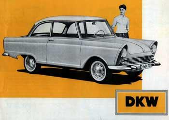 1962 dkw -junior