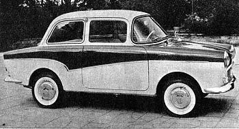 1962 goggomobil isard t700